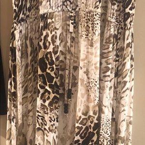 Spense Dresses - Spense - beaded sleeveless dress